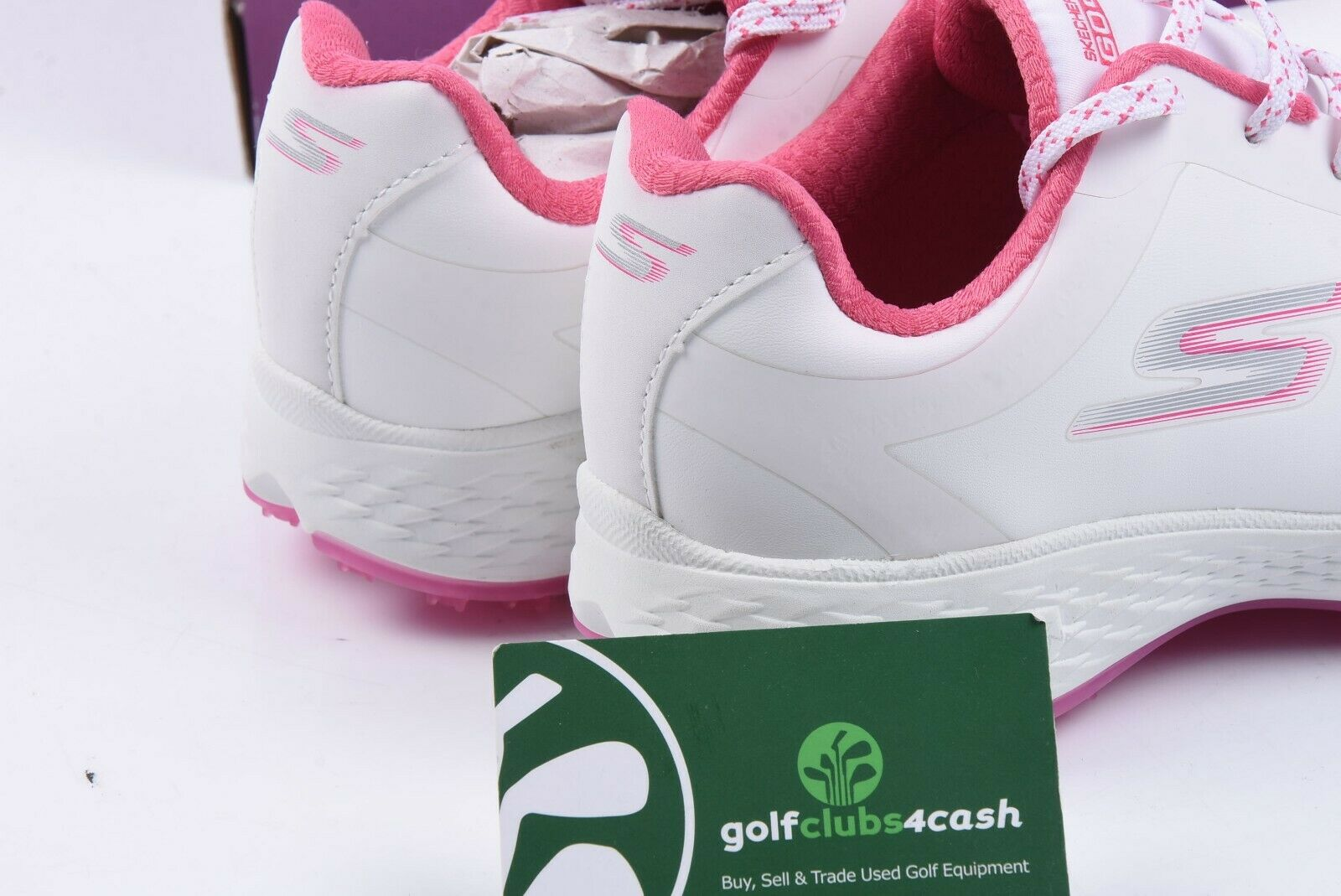 skechers ladies waterproof golf shoes uk